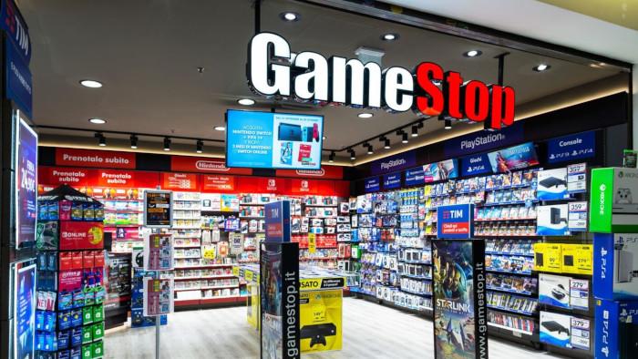 Comunicação Montra Digital gamestop